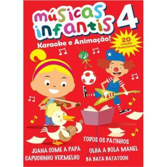 Músicas Infantis Vol.4