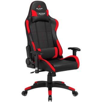 Alpha Gamer Cadeira Vega (Preto/Vermelho)