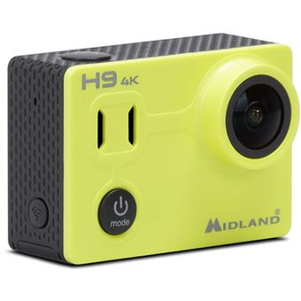 Action Cam Midland H9 4K Wi-Fi
