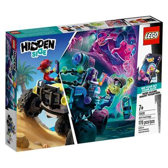 LEGO Hidden Side 70428 O Buggy de Praia de Jack