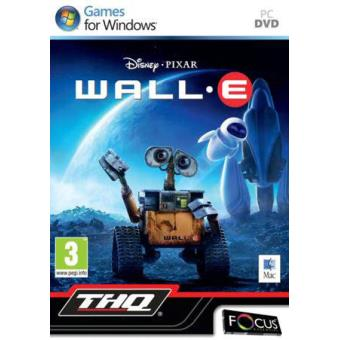 Disney Pixar Wall-E PC