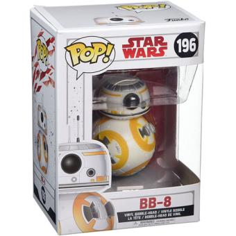 Funko Pop! Star Wars: BB-8 - 196