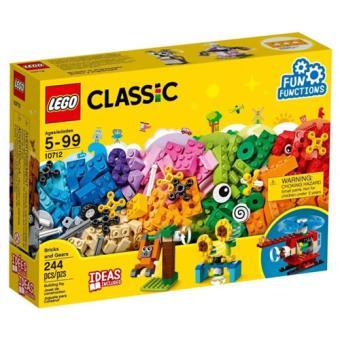 LEGO Classic 10712 Peças e Engrenagens