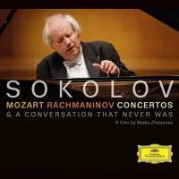 "Mozart & Rachmaninov: Piano Concertos + Documentary ""Grigory Sokolov: A conversation that never was""(CD+DVD)"