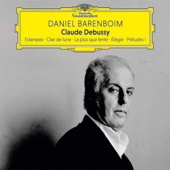 Daniel Barenboim: Claude Debussy - CD