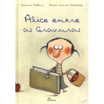 Alice entre as Gravuras