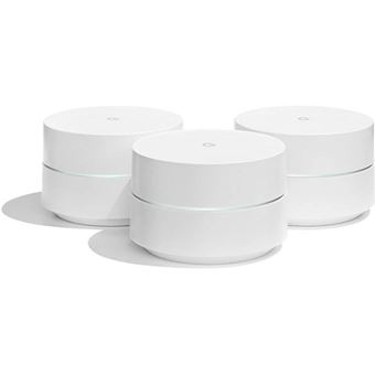 Router Google Wi-Fi Home Pack 3 Unidades