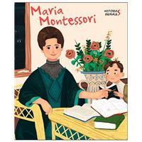 Maria montessori-historias geniales