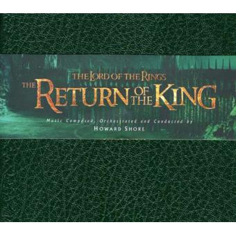 BSO Lord Of The Rings - The Return Of The King (Limited Edition) (CD+DVD)