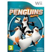 Penguins of Madagascar Wii