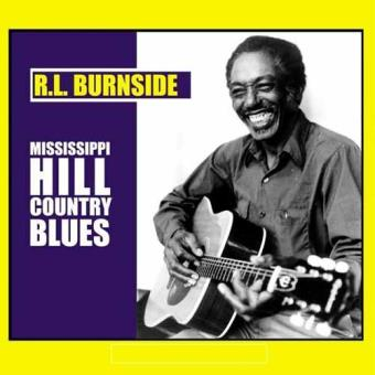 Mississippi hill country blues (lp)