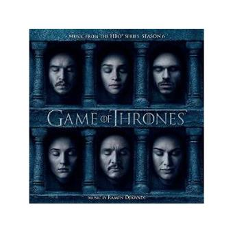 BSO Game Of Thrones (Music From The Hbo® Series - Season 6)