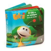 Uki e os Amigos: Livro de Banho