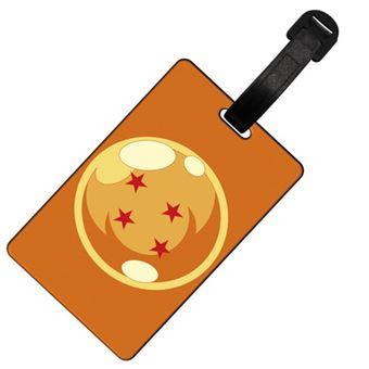 Etiqueta de Bagagem Dragon Ball