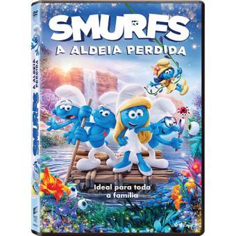 Smurfs: A Aldeia Perdida (DVD)