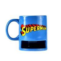 Superman: Caneca de Segurar Bolachas