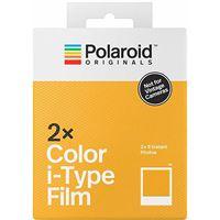 Carga Polaroid Originals i-Type Cor - 2x 8 Folhas