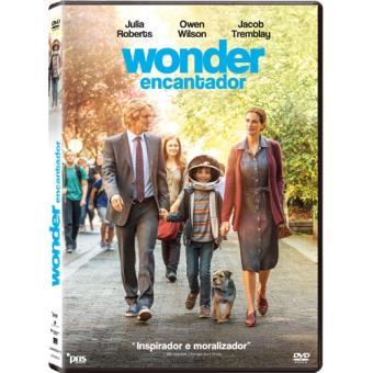 Wonder: Encantador - DVD