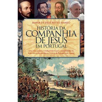 História da Companhia de Jesus em Portugal