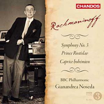 Symphony No.3/prince Roti