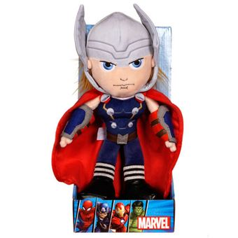Peluche Marvel Action Thor - 25 cm - Famosa