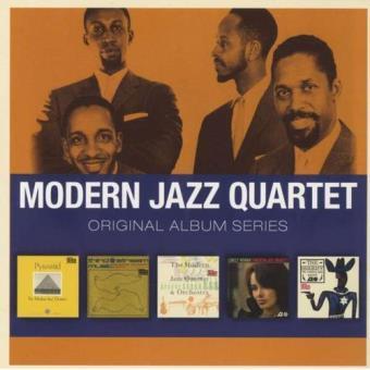 Modern Jazz Quartet: Original Album Series - 5CD