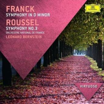 Bernstein conducts Franck & Roussel