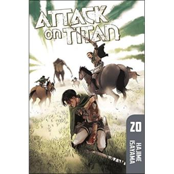 Attack on Titan - Book 20