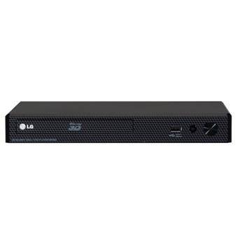 LG BP450 Leitor de Blu-Ray Compatibilidade 3D Preto leitor Blu-Ray