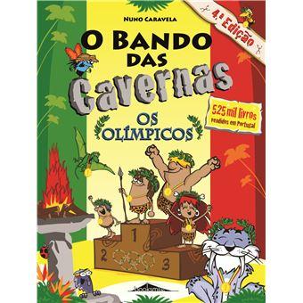 O Bando das Cavernas - Livro 18: Os Olímpicos