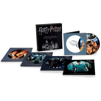 BSO Harry Potter I-V 10LP