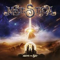 Above The Sky - CD