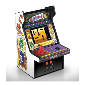 Consola Retro Micro Player Dig-Dug