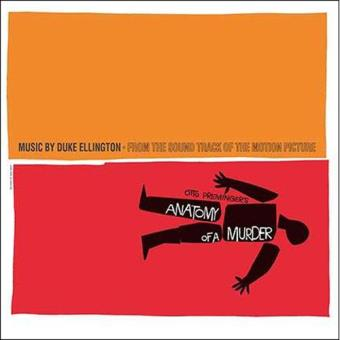 Anatomy of a Murder  - LP 180g Orange Vinyl