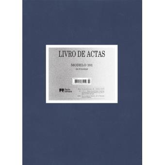 Livro de Actas