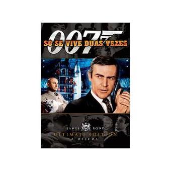 007 - Só Se Vive Duas Vezes (Edição Especial)