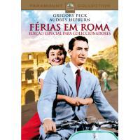 Férias em Roma - DVD
