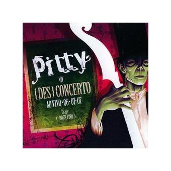 pitty desconcerto para