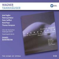 Wagner: Tannhauser - CD