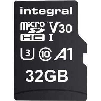 Cartão Memória Integral Memory INMSDH32G-100/70V30