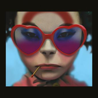Humanz (Limited Deluxe Edition)(2LP)