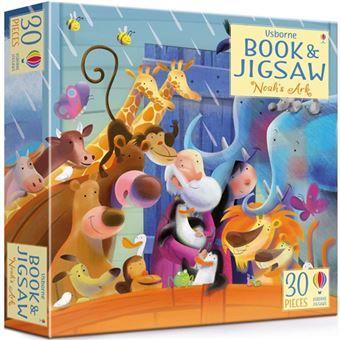 Usborne Book and Jigsaw: Noah's Ark