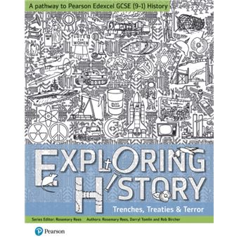 Exploring History Student Book 3: Trenches, Treaties and Terror