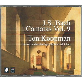 Complete Bach Cantatas 9