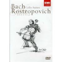 Bach/cello suites (2DVD)