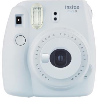 Fujifilm instax mini 9 - Branco Esfumado