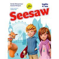 Seesaw Inglês 4º Ano - Manual do Aluno