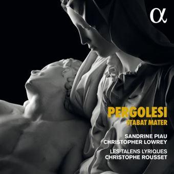 Pergolesi/porpora: stabat
