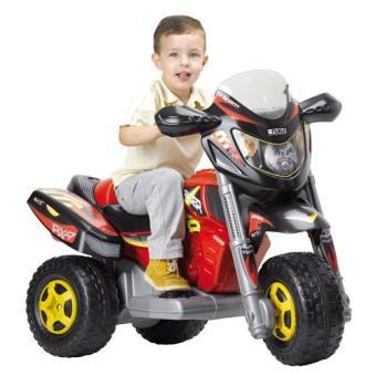 Trimoto Red Racer 6V