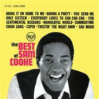 The Best of Sam Cooke - LP 12''